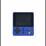 Портативная приставка Game Box + Plus K5 500 в 1 с джойстиком (Голубая)