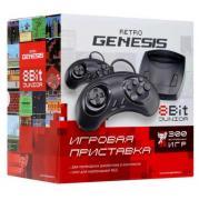 Игровая приставка Dendy Retro Genesis 8 Bit Junior (300 встроенных игр)