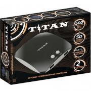 SEGA Magistr Titan 3 черный (500 встроенных игр) (SD до 32 ГБ) ConSkDn66