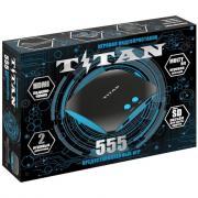 Игровая приставка SEGA Magistr Titan black (555 встроенных игр) HDMI