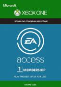 Карты оплаты EA ACCESS на 1 МЕСЯЦ (XBOX ONE/Все регионы)