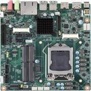 AIMB-285G2-00A2E Advantech Mini-ITX, Supports Intel® 7th & 6th Gen Core™ i processor (LGA1151) with Intel H110, with DP/HDMI/VGA, 2 COM, Dual LAN, PCIe x4, miniPCIe, DDR4, DC Input