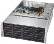 "Корпус серверный 4U Supermicro CSE-847BE1C-R1K28LPB (36x3.5"" + 2x2.5 HS w EXP, 13.68""x13"", E-ATX, 7xLP, 2x1280W Plat.)"