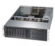 "Корпус серверный 3U Supermicro CSE-835TQ-R920B (8x3.5"" HS Bays, 13.68""x13"", 7xFH, 920W, Rail)"