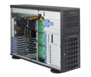 Корпус серверный Supermicro CSE-745BTQ-R1K28B-SQ Black Super Quiet 4U Tower