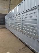Дата центр на 300 асиков в 40 футовом контейнере