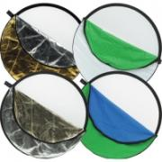 MingXing 7 in 1 Reflector (SS/G/S/W/T/B/G) отражатель 80 см