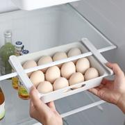 Светло-серый Стиль Новое Кухня Хранение Холодильник Для Хранения Холодильник Организатор Холодильник Контейнер Коробка Яйцо Фрукты Организатор