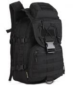 Рюкзак тактический Клипса (черный)