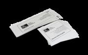 Чистящий комплект CLEANING CARD KIT,ZC 100/300,2 CARDS