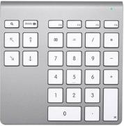 Числовой блок Belkin YourType серебристый slim для ноутбука F8T068VF