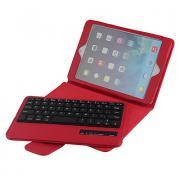 кожа высокого качества сальто складывая случай Bluetooth клавиатура для IPad мини 4 7.9 дюйма (ассорти цветов)