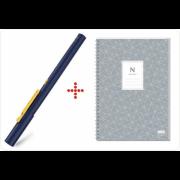 Умная ручка Neo SmartPen M1 + блокнот для быстрых заметок N idea pad (синяя) NeoLab Neo SmartPen M1 синяя