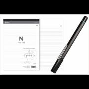 Умная ручка Neo SmartPen N2 + блокнот для быстрых заметок N idea pad (чёрная) NeoLab Neo SmartPen N2 чёрная