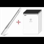 Умная ручка Neo SmartPen N2 + блокнот для быстрых заметок N idea pad (серебристая) NeoLab Neo SmartPen N2 серебристая