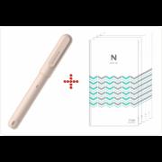 Умная ручка Neo SmartPen Dimo + Карманная записная книжка N Pocket (Розовый) 43 FPS Neo SmartPen Dimo