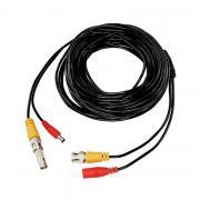 Соединительный шнур BNC + питание 20М для систем видеонаблюдения Rexant 18-1718-4