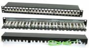 Патч-панель Hyperline PP2-19-24-8P8C-C6A-SH-110D