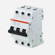 Автоматический выключатель ABB S203-С63 6kA