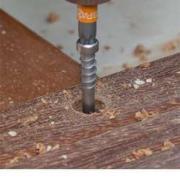 Саморезы для террасной доски Spax (Спакс) Spax-D 5,0 x 50 мм (200 шт.)