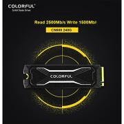 COLORFUL Внешний жесткий диск 240GB M.2 CN600S 240G