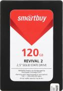 Smartbuy Revival 2 120GB SSD-накопитель (SB120GB-RVVL2-25SAT3)