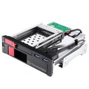 "Mobile rack Thermaltake Max 5 DUO 5.25"" Dual bay for 2.5'' or 3.5'' HDD (ST0026Z)"