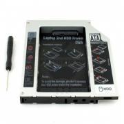 "Optibay 9,5mm для Macbook 13"" A1181 PATA/iDE (Mid 2006 - Early 2008) 2,5"" HDD SATA; SSD SATA"