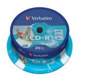 Диск CD-R Verbatim 43439
