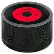 Диск Mirex CD-R 700Mb 52X MAESTRO Vinyl (грампластинка), красный, упаковка 50 шт.