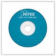 Перезаписываемый диск CD-RW 700Mb 12x Mirex в бумажном конверте с окном