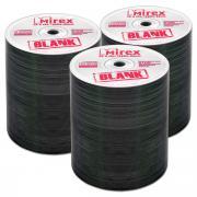 Диск CD-R Mirex 700Mb 52x non-print bulk, упаковка 300 шт.