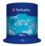 Диск CD-R Verbatim 43430