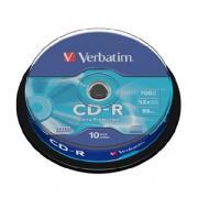 CD-R Verbatim 10шт cake