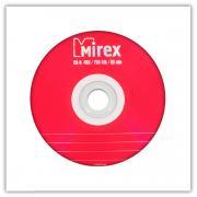 Диск Mirex CD-R 700Mb HOTLINE 48X в бумажном конверте с окном