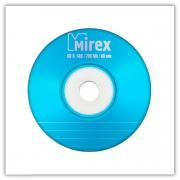 Диск CD-R 700Mb 48x Mirex Standard, в бумажном конверте с окном
