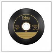 "Диск Mirex CD-R 700Mb MAESTRO ""Vinyl Retro"" (под пластинку) в бумажном конверте"