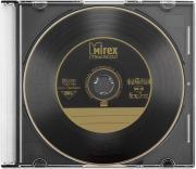 Диск Mirex CD-R 700Mb MAESTRO (Vinyl) 52X Retro Style Slim