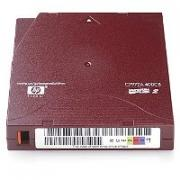 HP Картридж Ultrium LTO2 400GB bar code labeled Cartridge (for libraries & autoloaders) (C7972L) C7972L