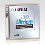 Одиночный ленточный накопитель FUJIFILM Ultrium Universal Cleaning Cartridge with bar code (for libraries & autoloaders) (analog HP 20xC7978A + Label)