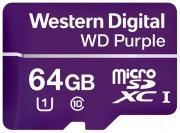 Карта памяти MICRO SDХC 64GB UHS-I Purple