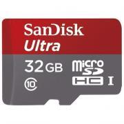 Карта памяти Sandisk Ultra microSDHC Class 10 UHS 32GB