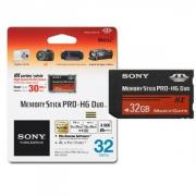 Карта памяти Sony Memory Stick PRO-HG DUO MS-HX 32 ГБ
