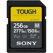 Защищенная карта памяти Sony 256GB SF-M Tough Series UHS-II SDXC SF-M256T/T1