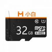 Карта памяти Xiaomi microSD IMILAB Xiaobai 32GB Class 10 Black