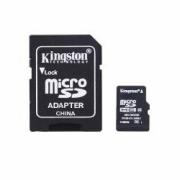 Карта памяти Kingston MicroSD 32 Gb скорость Class 10