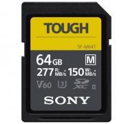 Карта памяти Sony SDXC 64GB Tough UHS-II (SFM64T.SYM)