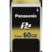 Карта памяти Panasonic P2 60Gb (AJ-P2E060FG)