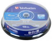 Диск Verbatim BD-R 25Gb 6x 43715