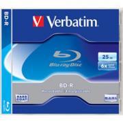 Диск BD-R Verbatim 43715